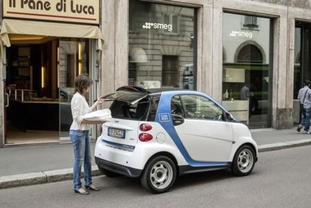 Car2go avista Madrid con 500 Smart Fortwo ED y siembra la indignación de las plataformas de 'carsharing' locales