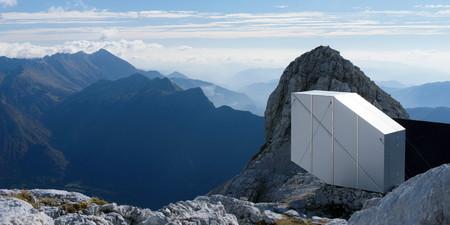Winter Cabin Mount Kanin Ofis A Foto Janez Martincic 08