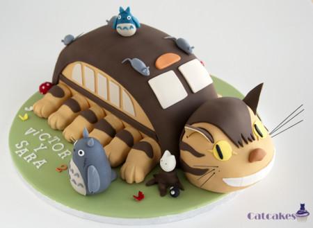 Totoros y el Gatobús