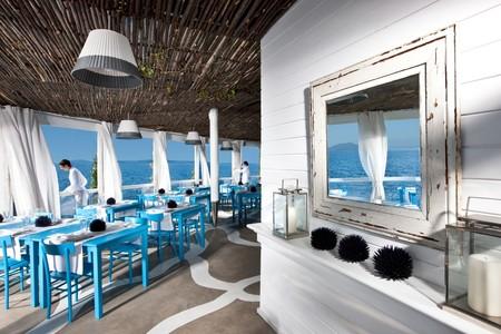 Il Riccio Hotel Capri Palace Chef Migliaccio