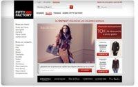 El grupo Cortefiel lanza su web outlet: la crisis acecha