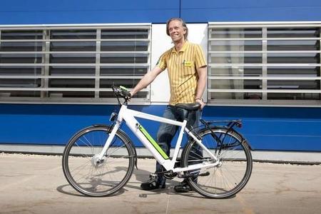 IKEA explora las posibilidades de la bicicleta eléctrica con la IKEA FOLKVÄNLIG