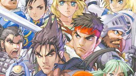 'Capcom vs. Namco' y 'Namco vs. Capcom' podrían estar en desarrollo
