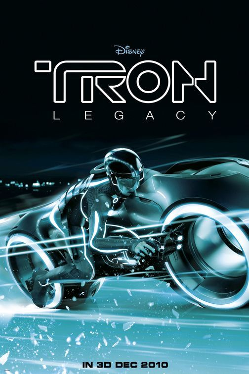 Foto de 'Tron: Legacy', últimos carteles (1/4)