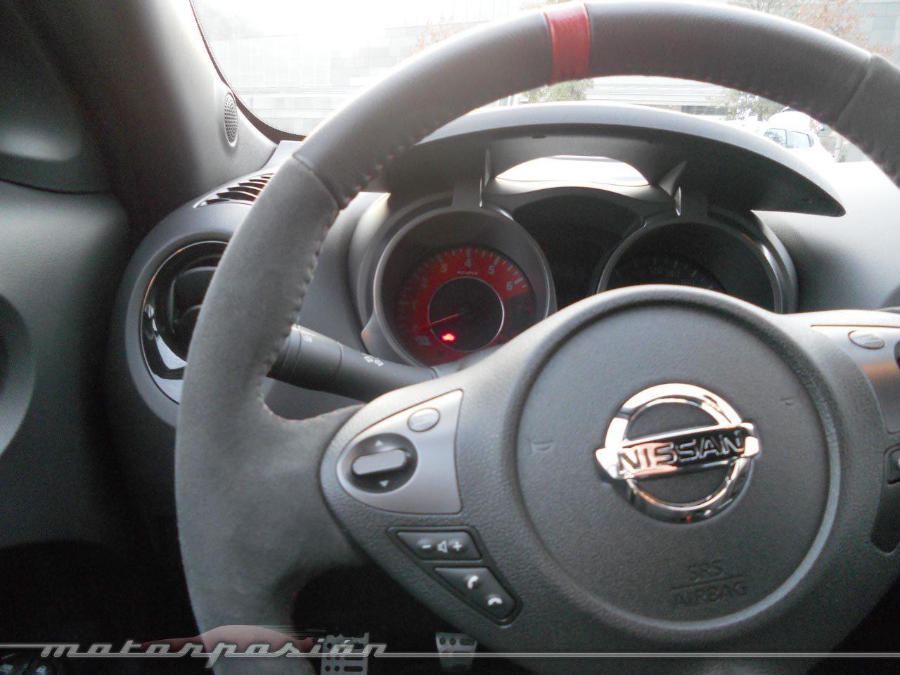 Foto de Nissan Juke Nismo (presentación propias) (41/45)