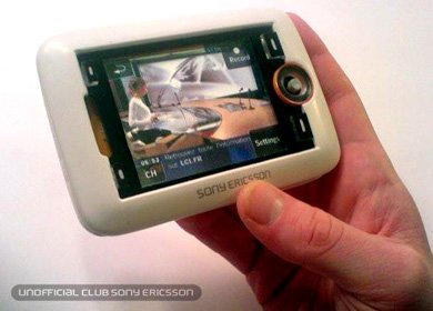 Sony Ericsson Adriana, extraño híbrido