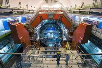 El LHC logró crear la materia más densa del universo