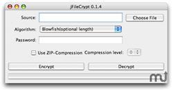jFileCrypt: Encripta tus archivos de forma fácil y segura
