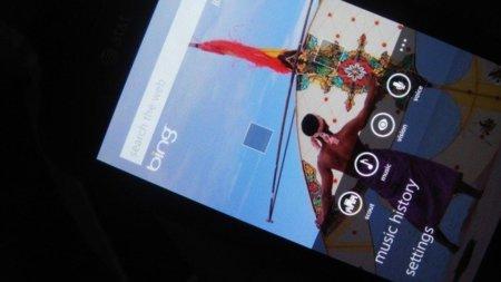 Bing en Windows Phone