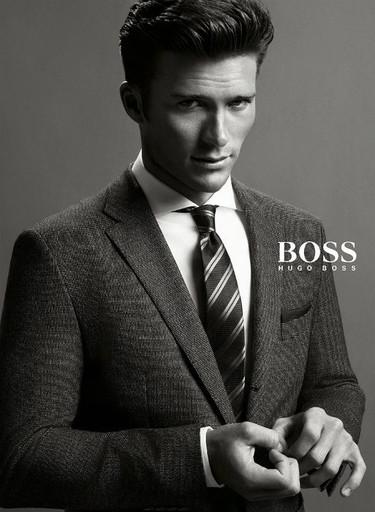 ¡Aing Omá Scott Eastwood de imagen de Hugo Boss!