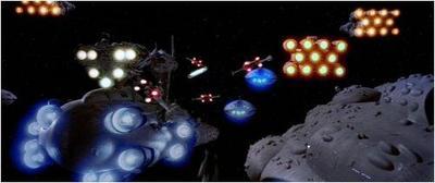 'La guerra de las galaxias: El retorno del jedi' (y 2)