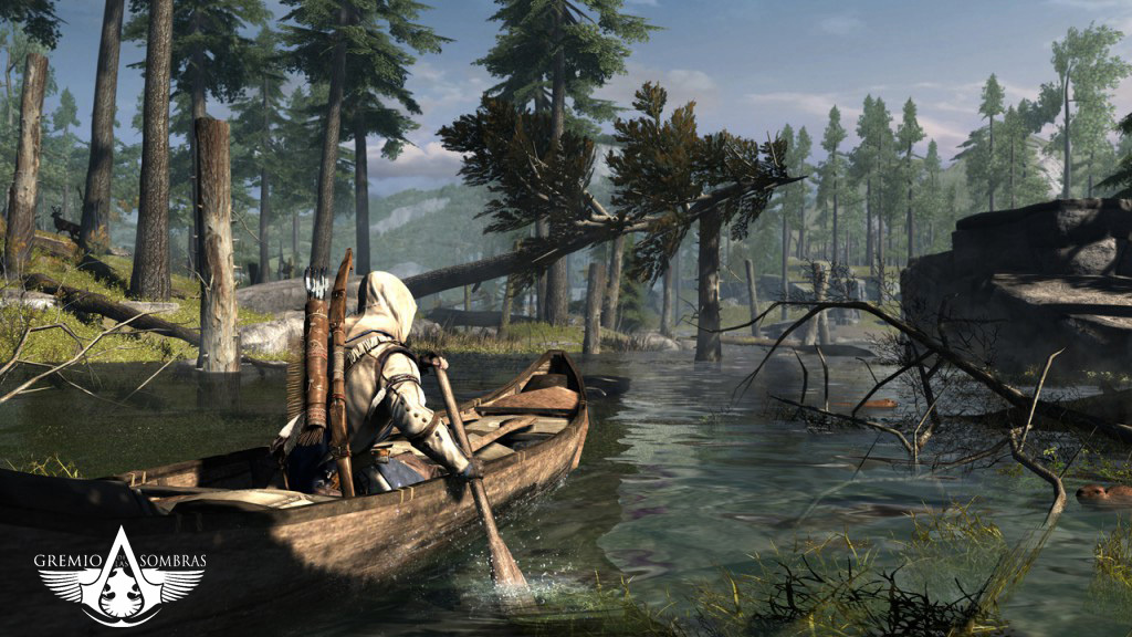 Foto de Nuevas imágenes de 'Assassin's Creed III' (3/6)