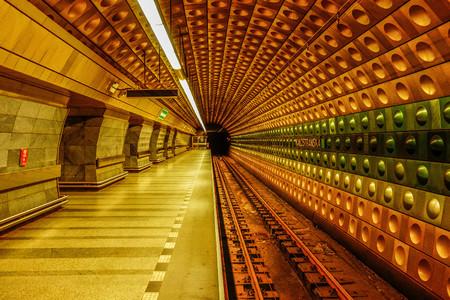 Recorriendo el mundo en Metro (bajo tierra) a través de las fotos de Enig Hui