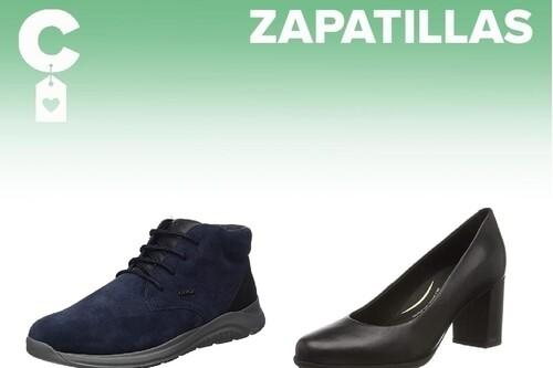 Chollos en tallas sueltas de zapatos, botas y zapatillas Geox a la venta en Amazon