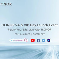 Honor 9A & VIP Day: sigue la presentación en directo y en vídeo con nosotros