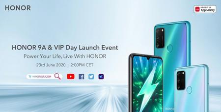Honor 9A & VIP Day: sigue la presentación en directo y en vídeo con nosotros [Finalizado]