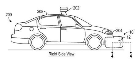 ¿Cómo proteger a los peatones de los coches autónomos? Google piensa en airbags externos