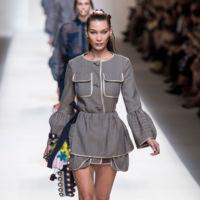 Fendi Primavera-Verano 2017: moda en clave sport