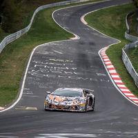 El Lamborghini Aventador SVJ ya es el coche de producción más rápido en Nürburgring (6:44.9 minutos)