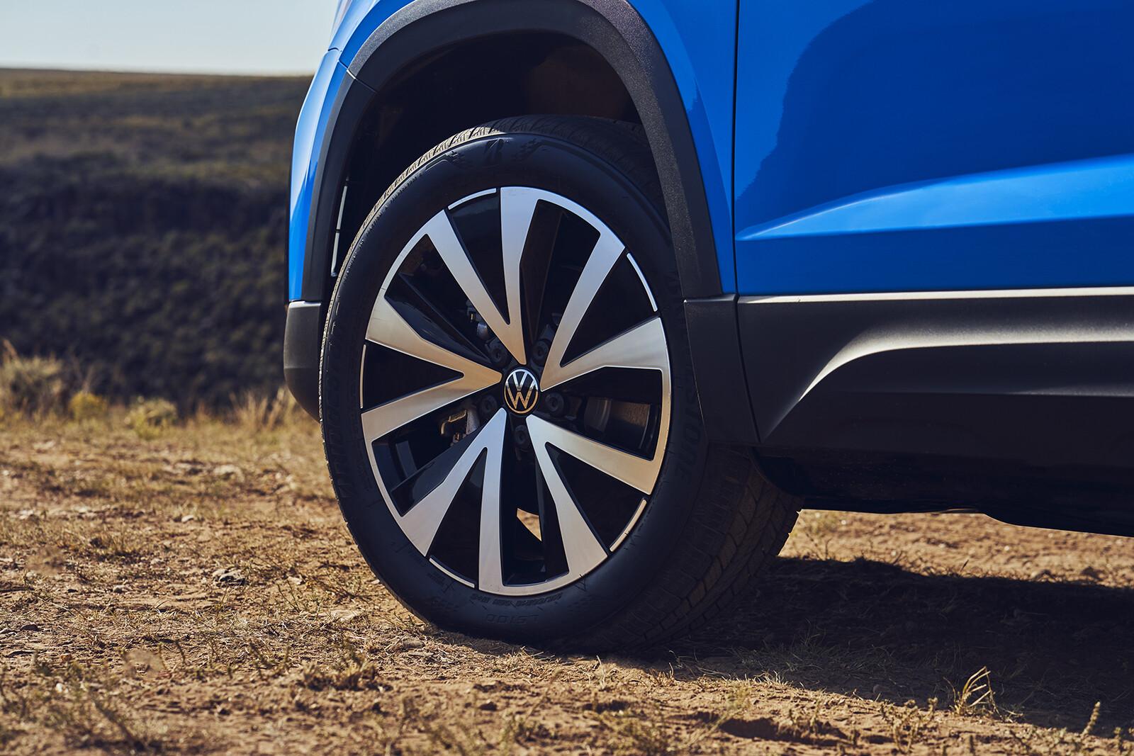Foto de Volkswagen Taos (13/30)