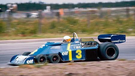 Scheckter Tyrrell P34 1976