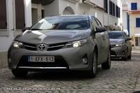 Toyota Auris, presentación y prueba en Cascais (parte 1)