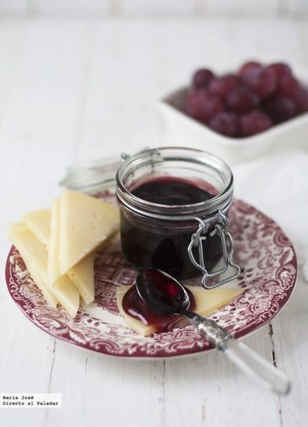 Menú semanal del 21 al 27 de septiembre. Soufflé de requesón y patata, risotto de remolacha, mermelada de vino tinto y más.