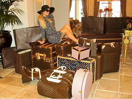 Paris Hilton, un exceso... de todo