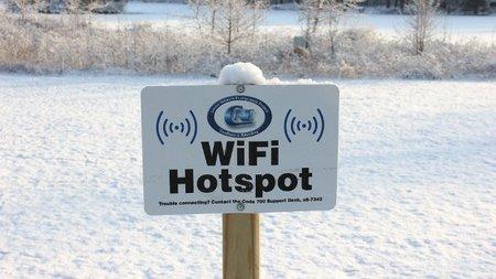 Cuidado con las redes inalámbricas en las vacaciones