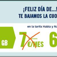 Happy Móvil vuelve a la guerra de precios, rebajando su bono de 1.3 GB a seis euros al mes