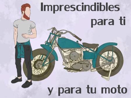 No te dejes nada, repasa con nosotros lo que necesitas para ir en moto