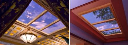 SkyV HD Virtual Skylight, pon una ventana al cielo donde no la haya