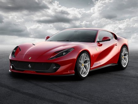 Ferrari 812 Superfast 2018 C01