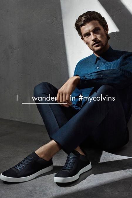 Wouter Peelen Calvin Klein White Label Spring Summer 2016 Campaign 003