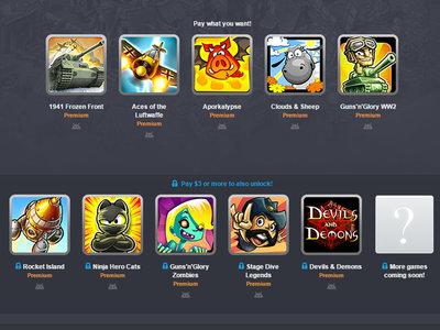 Humble Mobile Bundle: HandyGames te trae más de 15 juegos por muy poco dinero