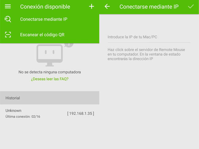 Remotemouse En Android