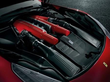 Motor 6.3 V12 Ferrari F12 Berlinetta