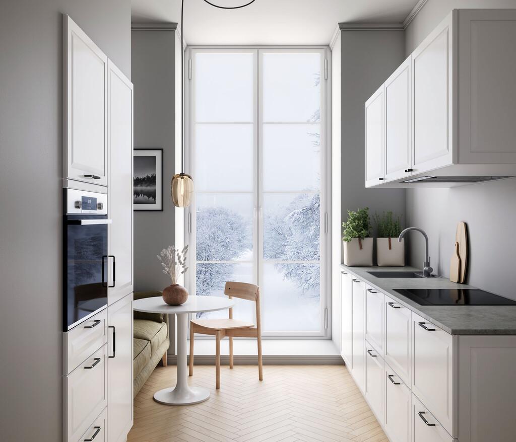 La firma de cocinas Kvik apuesta por la sostenibilidad sin perder estilo
