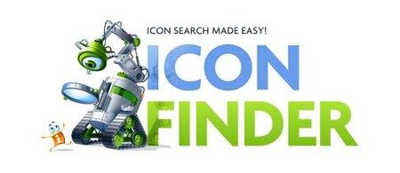 Icon Finder, un buscador de iconos libres para incorporar a tus aplicaciones