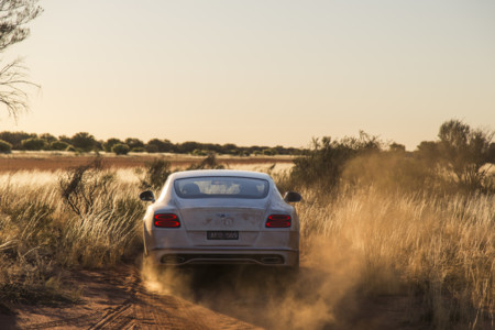 Bentley Continental Gt Speed Vmax In The Outback 15