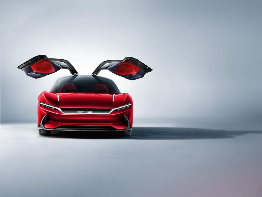 Así es tan BYD, el fabricante chino y mas abultado productor de coches eléctricos, se prepara para dominar el mundo