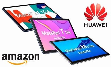 Regalar una tableta Huawei sale más barato con estas ofertas de Navidad de Amazon
