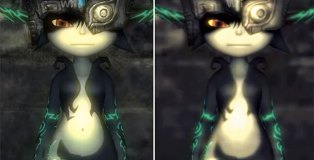 Comparan en video The Legend of Zelda: Twilight Princess HD contra su versión de Wii