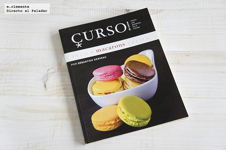 Macarons por Sébastien Serveau. Libro de recetas