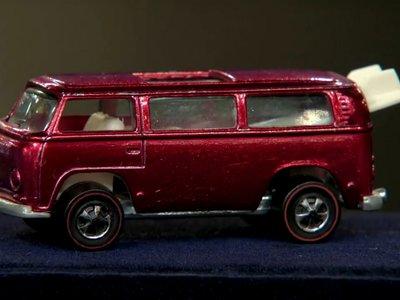 El Santo Grial de los Hot Wheels: una caravana Volkswagen de 150.000 dólares