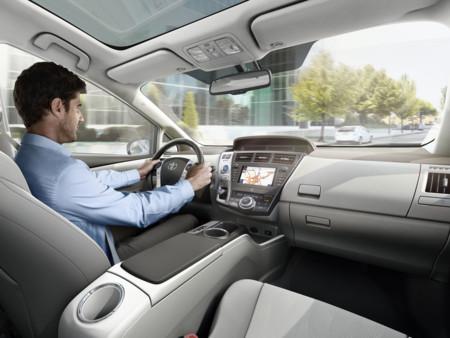 Toyota Prius Plus 2012 Interior Tme 009 Full Tcm 1014 45118