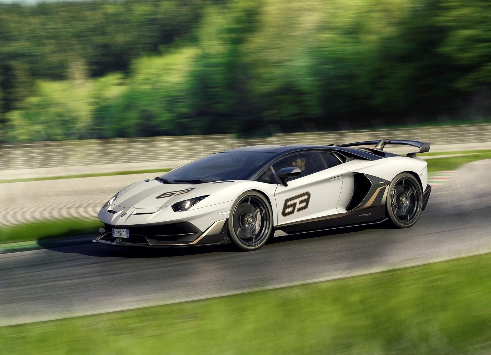 Foto de Lamborghini Aventador SVJ (10/23)