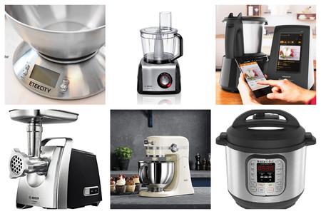 Cyber Monday 2019: mejores ofertas en robots de cocina y pequeños electrodomésticos