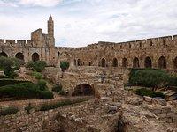 Museo Torre de David, en Jerusalén
