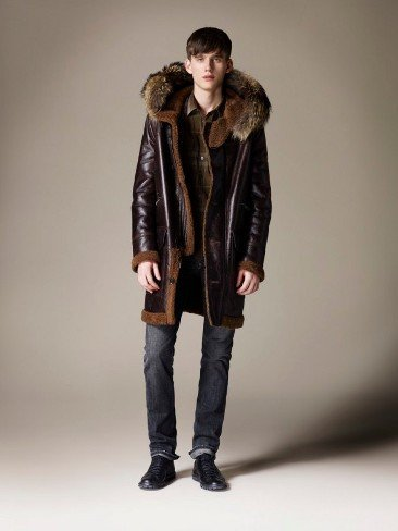 Burberry Brit Fall-Winter 2010/2011